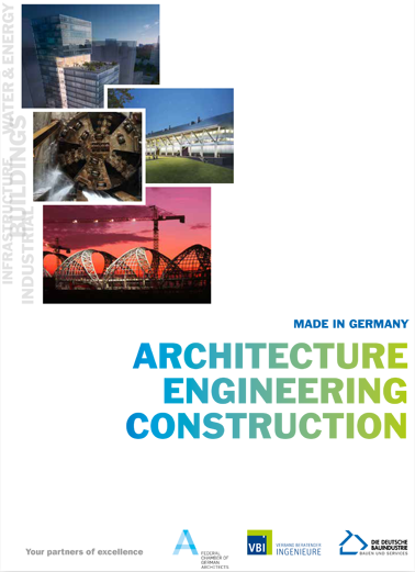Architecture, Engeneering, Construction.