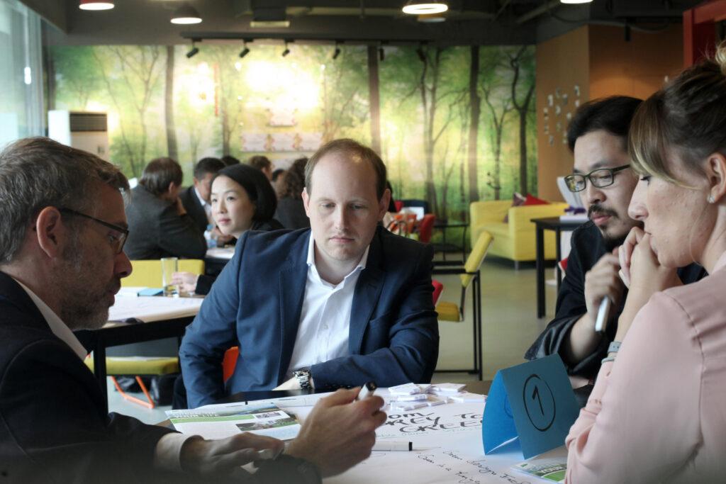 """Round Table """"Urban Regeneration"""" Tongji University"""
